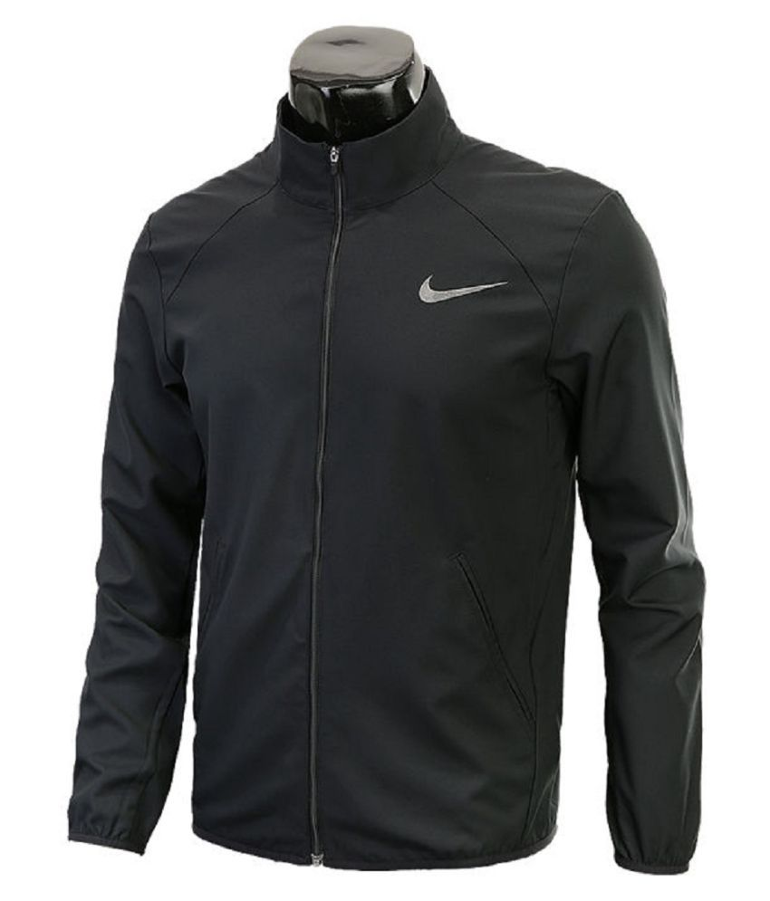 Supermercado Hipócrita Antídoto  Nike Dri fit Mens Jacket: Buy Online at Best Price on Snapdeal