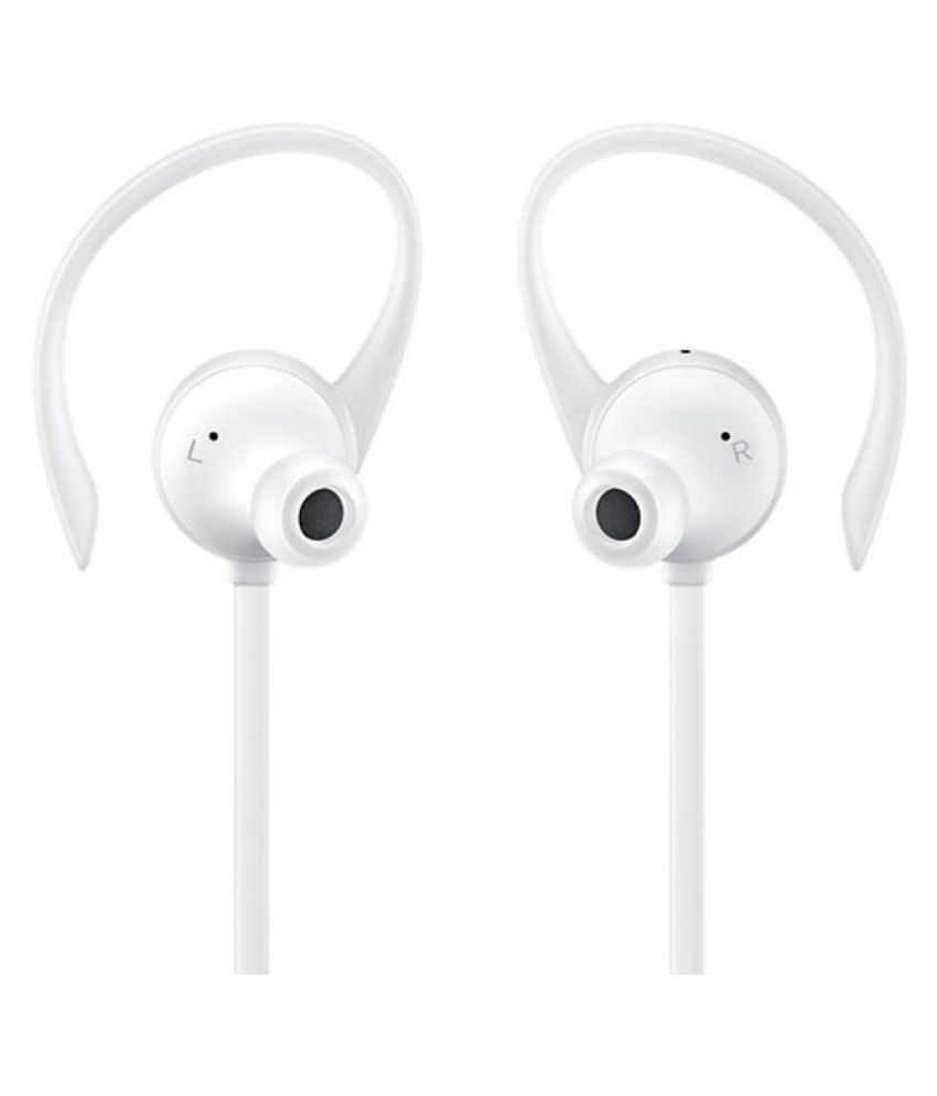 Samsung Level Active Wireless Bluetooth Headphone White Bluetooth Headsets Online At Low Prices Snapdeal India