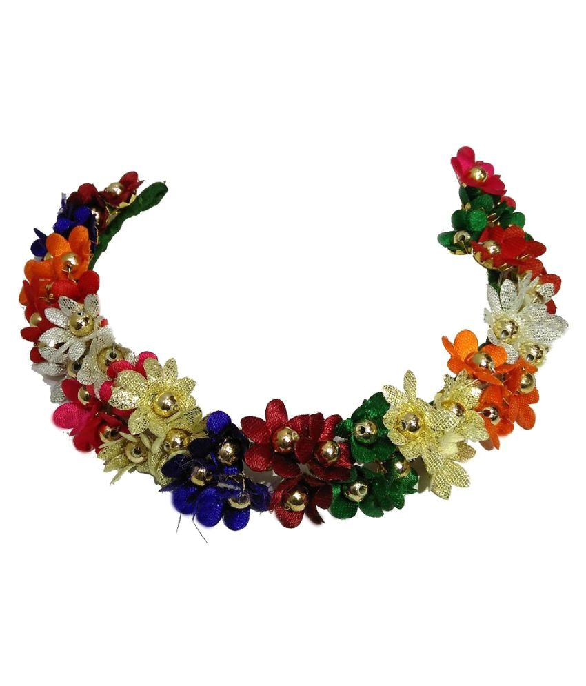 majik hair juda flowers accessories for bridal women