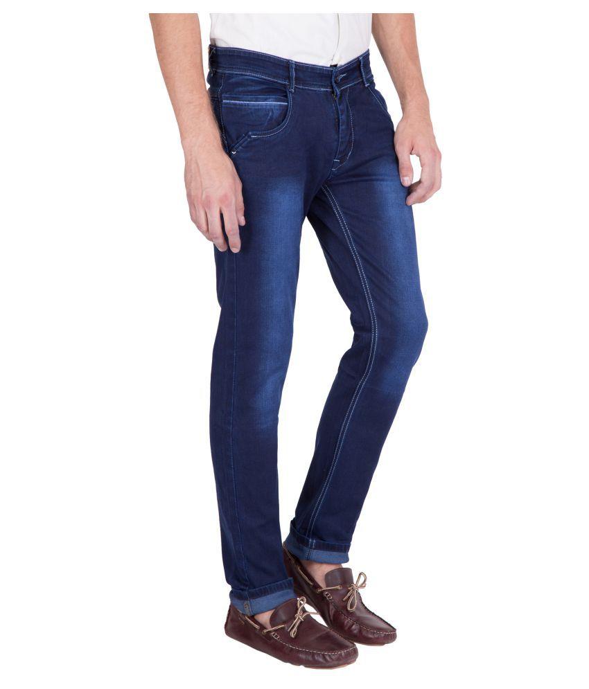 US Blue Blue Slim Jeans