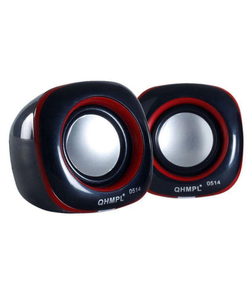 Quantum QHM602 2.0 Speakers   Black