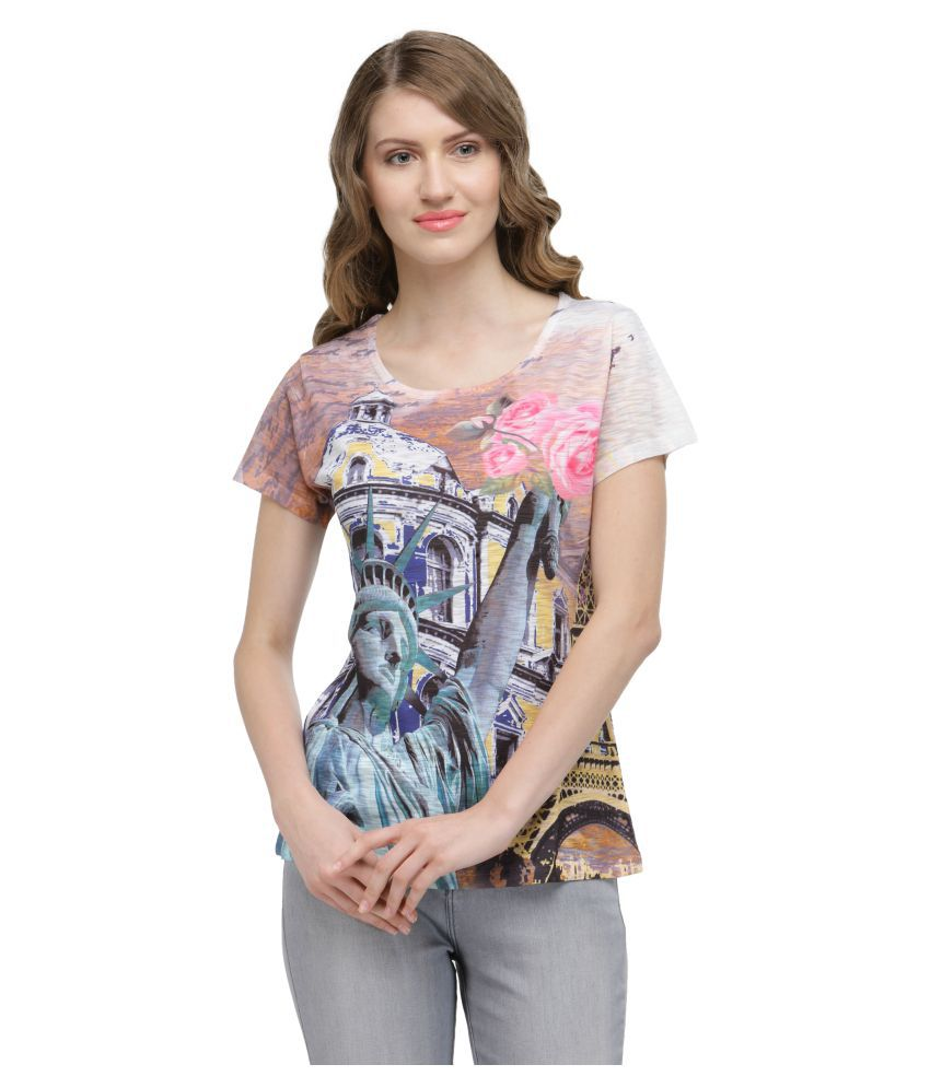 Camey Polyester T-Shirts
