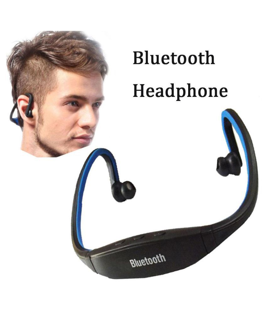Heavyloot BS 19 Wireless Bluetooth Headset/Headphone MP3 Players