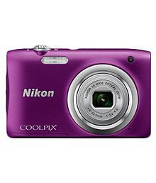 Nikon Coolpix A100 20.1 MP Digital Camera