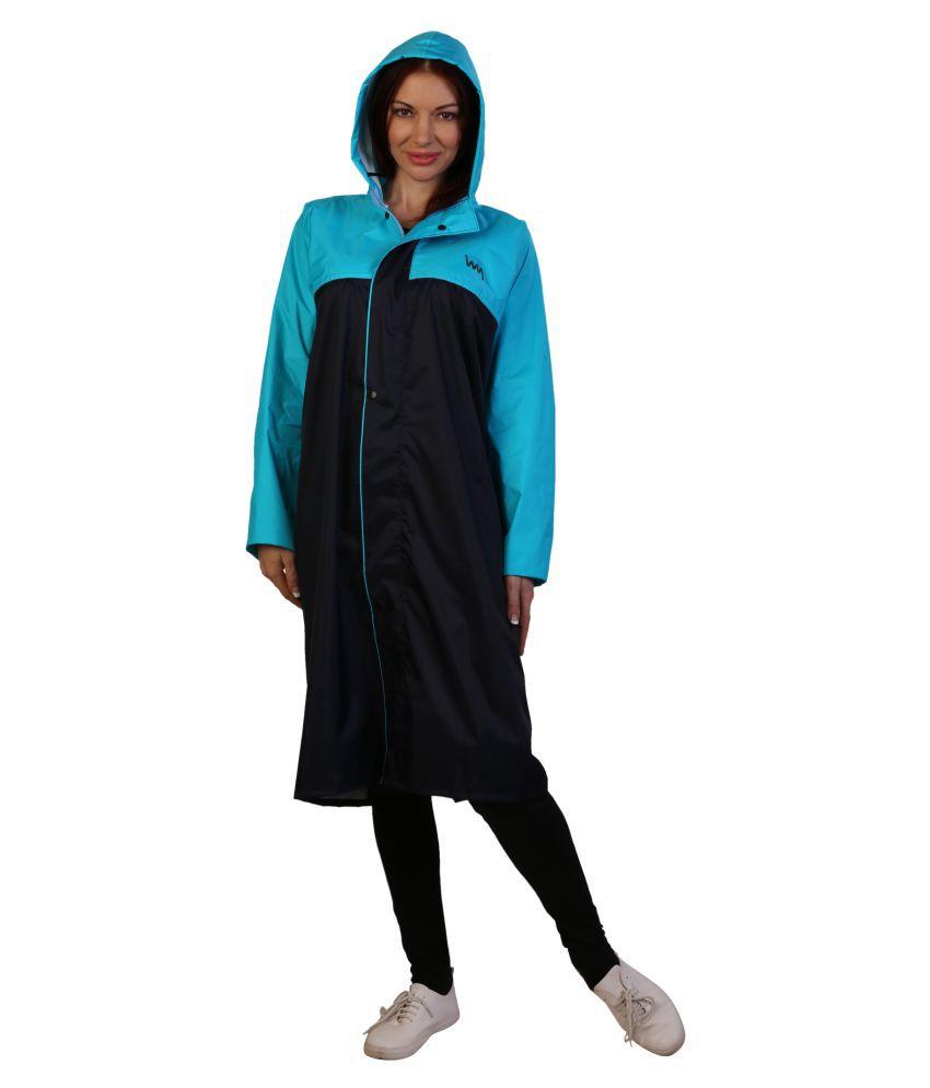 Lawman Waterproof Long Raincoat