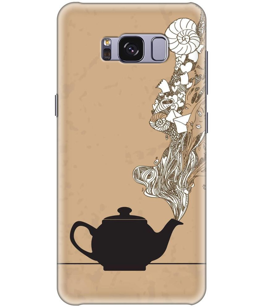 Samsung Galaxy S8 Printed Cover By SWAGMYCASE