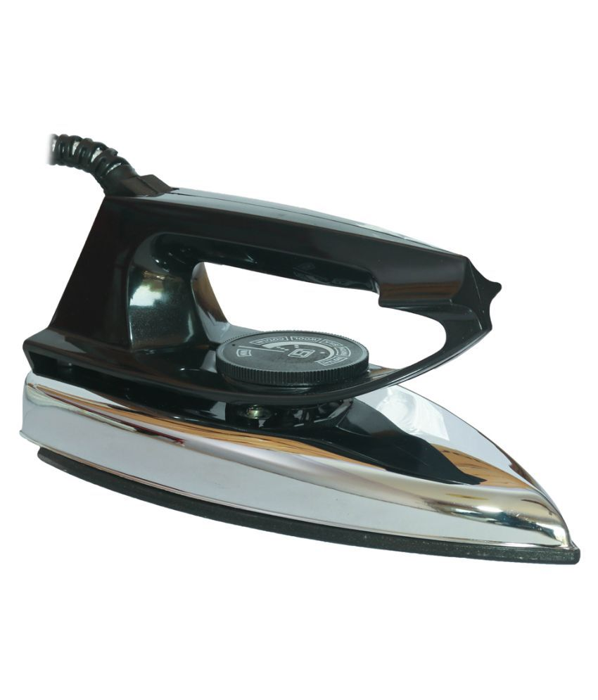 Bentag Gama 750W Dry Iron Black