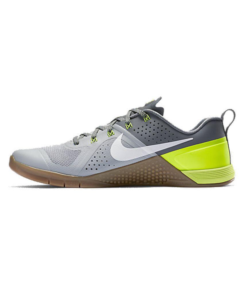the best attitude 0c3b2 876c7 Nike Metcon 2 Gray Training Shoes Nike Metcon 2 Gray Training Shoes ...