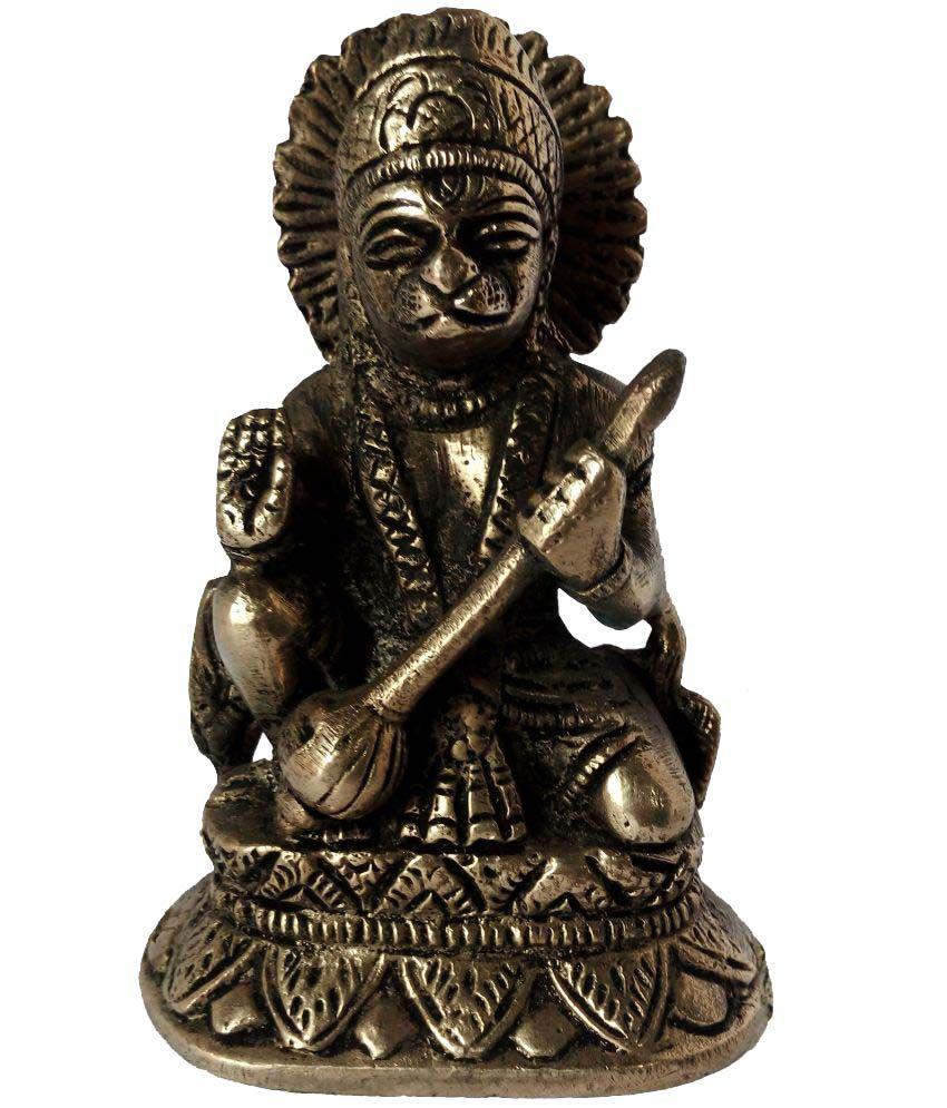 Shriram Traders Hanuman Brass Idol