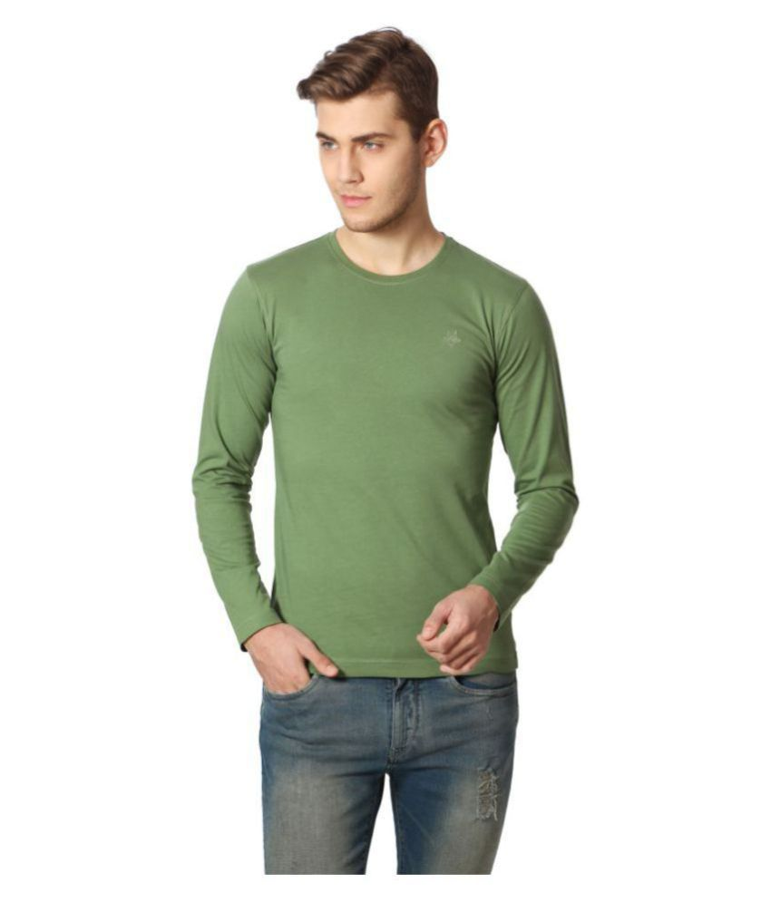 Goat Green Round T-Shirt