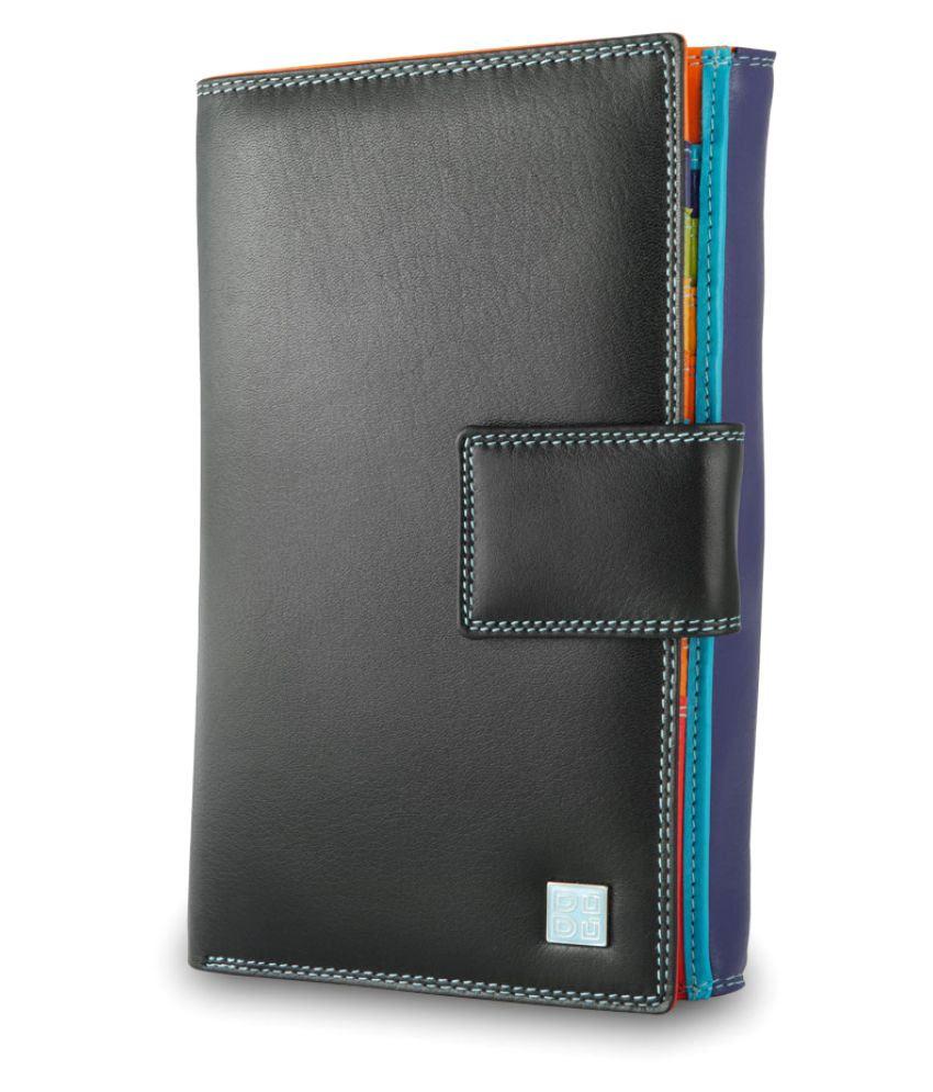 Dudubags Black Wallet