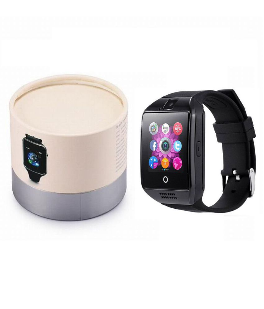 1a1cf1ae6 ... Ibs Q18 SMART MOBILE WATCH ANDRIOD WHATSUP BLUETOOTH Smart Watches ...