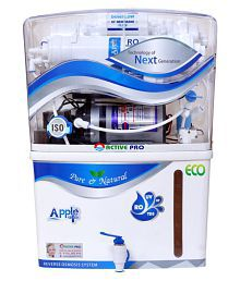 Active Pro AppleEco 15 Ltr ROUVUF Water Purifier