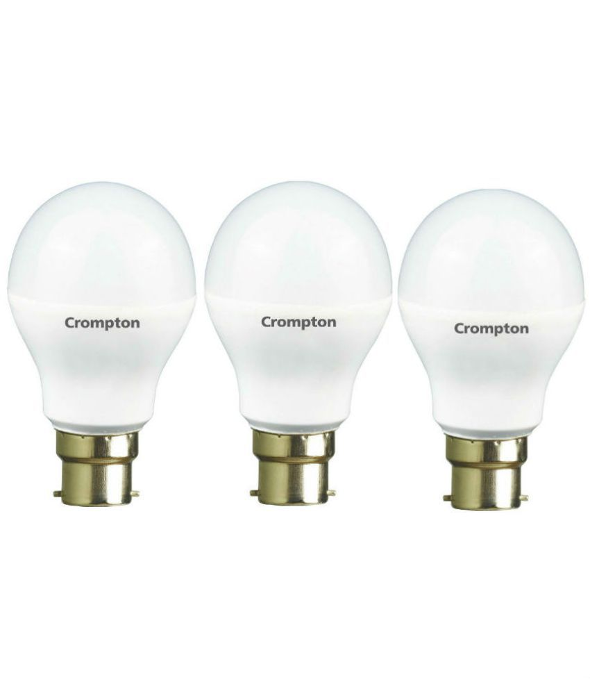 Crompton Greaves 14w Led Bulb Cool Day Light Pack Of 3 Buy Crompton Greaves 14w Led Bulb Cool