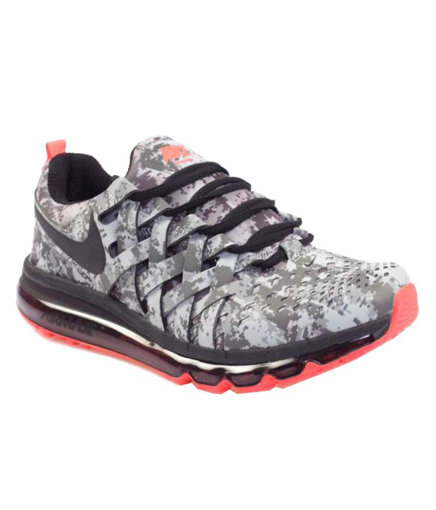 great fit 9dd7e 3f0af Nike Air Max 2017 Military Edition Running Shoes - Buy Nike Air Max 2017  Military Edition Running Shoes Online at Best Prices in India on Snapdeal