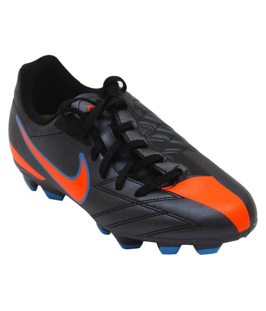 Nike Black Eva Sports Shoes For Kids