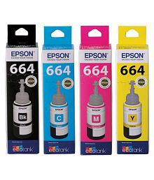 Epson CMYK Ink Pack of 4
