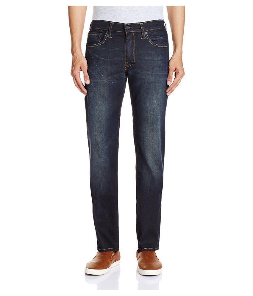 Levis Black Slim Jeans