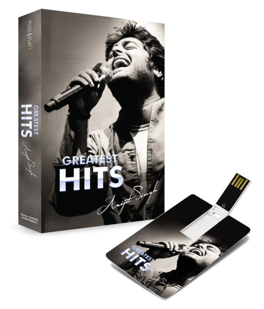 Music Card Greatest Hits Arijit Singh 320 Kbps Mp3 Audio
