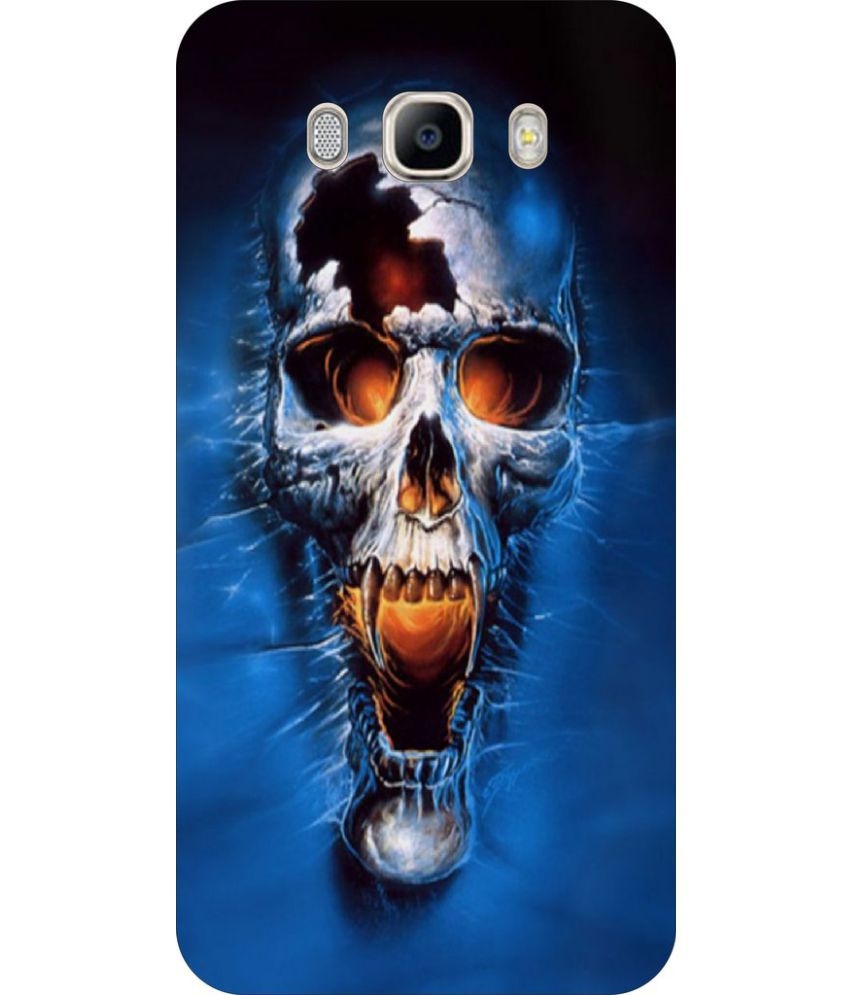 Samsung Galaxy J7 (2016) Printed Cover By Go Hooked