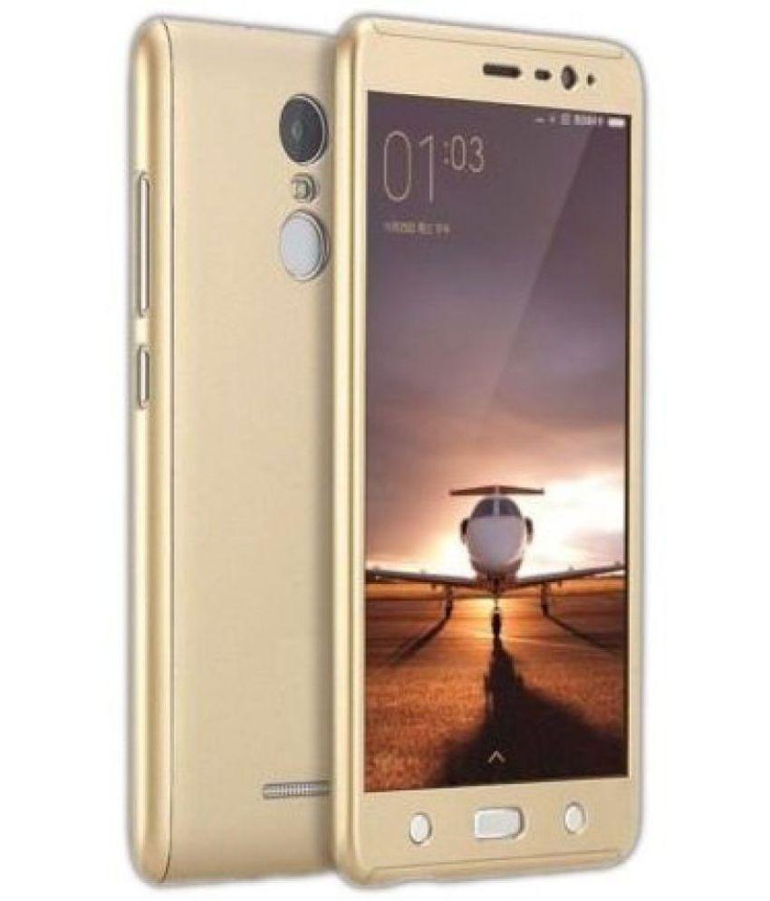Samsung Galaxy J7 Prime Plain Cases Doyen Creations - Golden