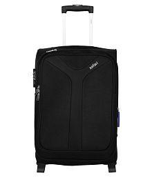 Safari Black S (Below 60cm) Cabin Soft Safari Kayak 2W Black Luggage Bag Luggage