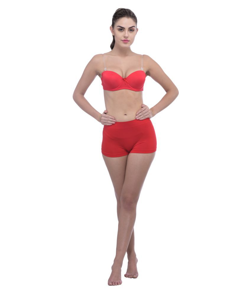 9fab94baa5 Buy Pif Tif Silicone Tube Bra Online at Best Prices in India - Snapdeal