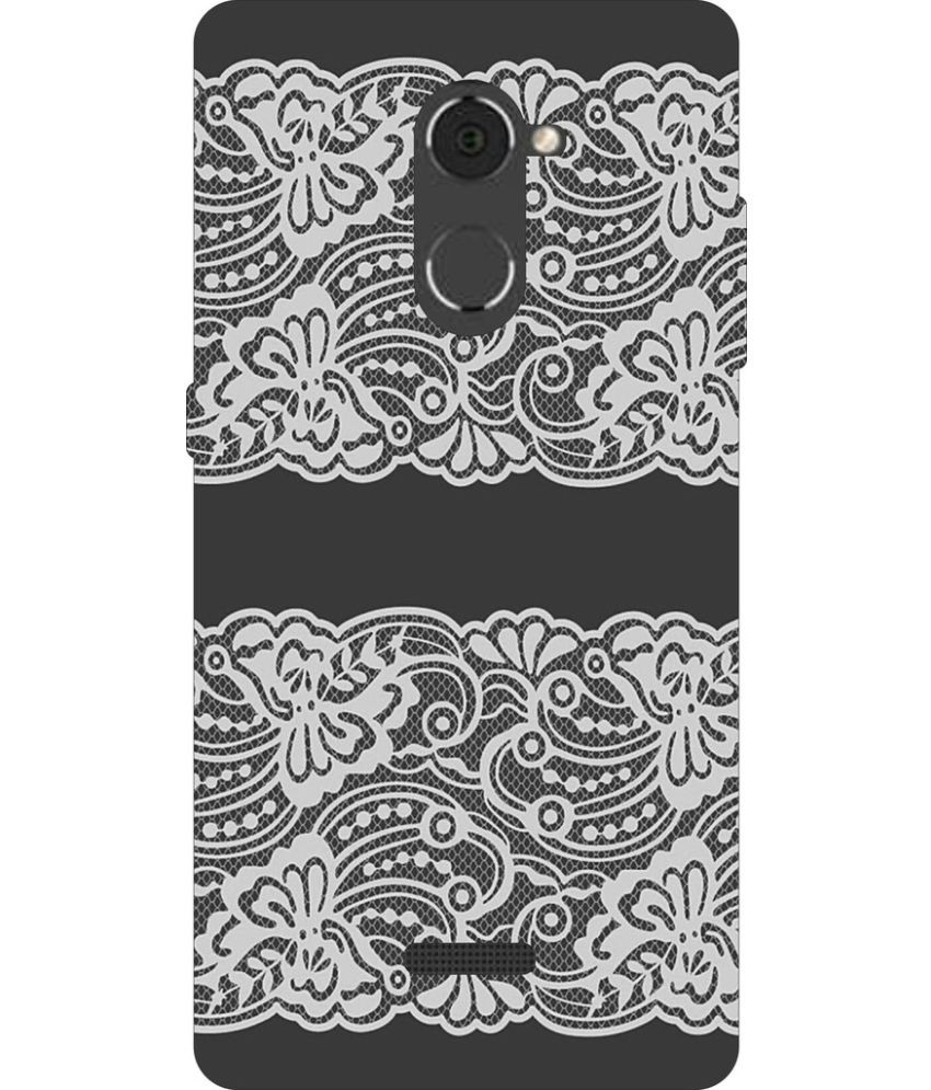 NOTE 5 LITE Printed Cover By Go Hooked
