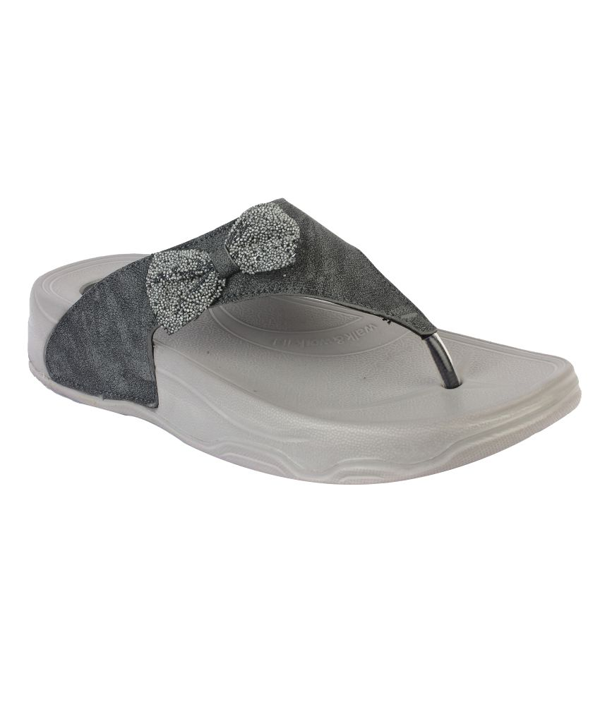 6176f6726523 Appe Gray Slippers Price in India- Buy Appe Gray Slippers Online at Snapdeal