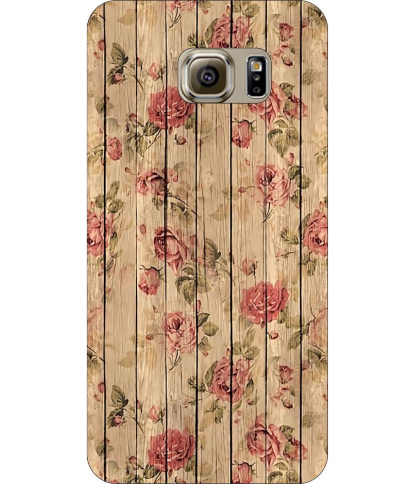 Samsung Galaxy S6 Edge Plus Printed Cover By Go Hooked