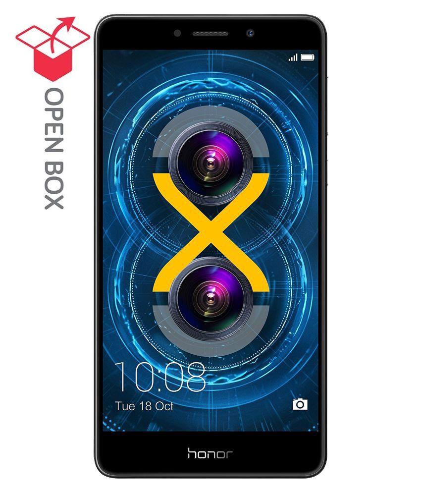 OPEN BOX Huawei Honor 6X 32GB Gray 3 GB RAM