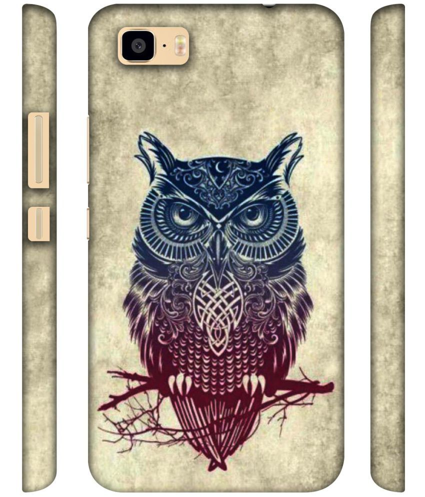 Asus Zenfone 3S Max Printed Cover By Casotec