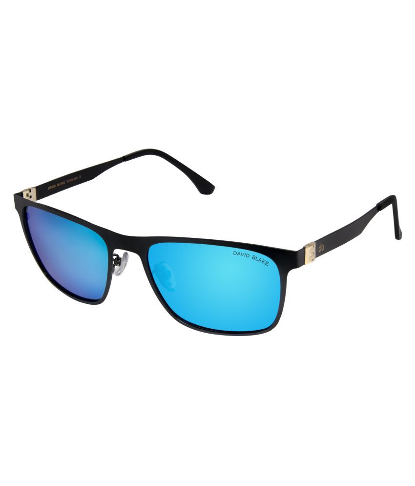 071215461a David Blake Blue Wayfarer Sunglasses ( 3005 ) - Buy David Blake Blue  Wayfarer Sunglasses ( 3005 ) Online at Low Price - Snapdeal