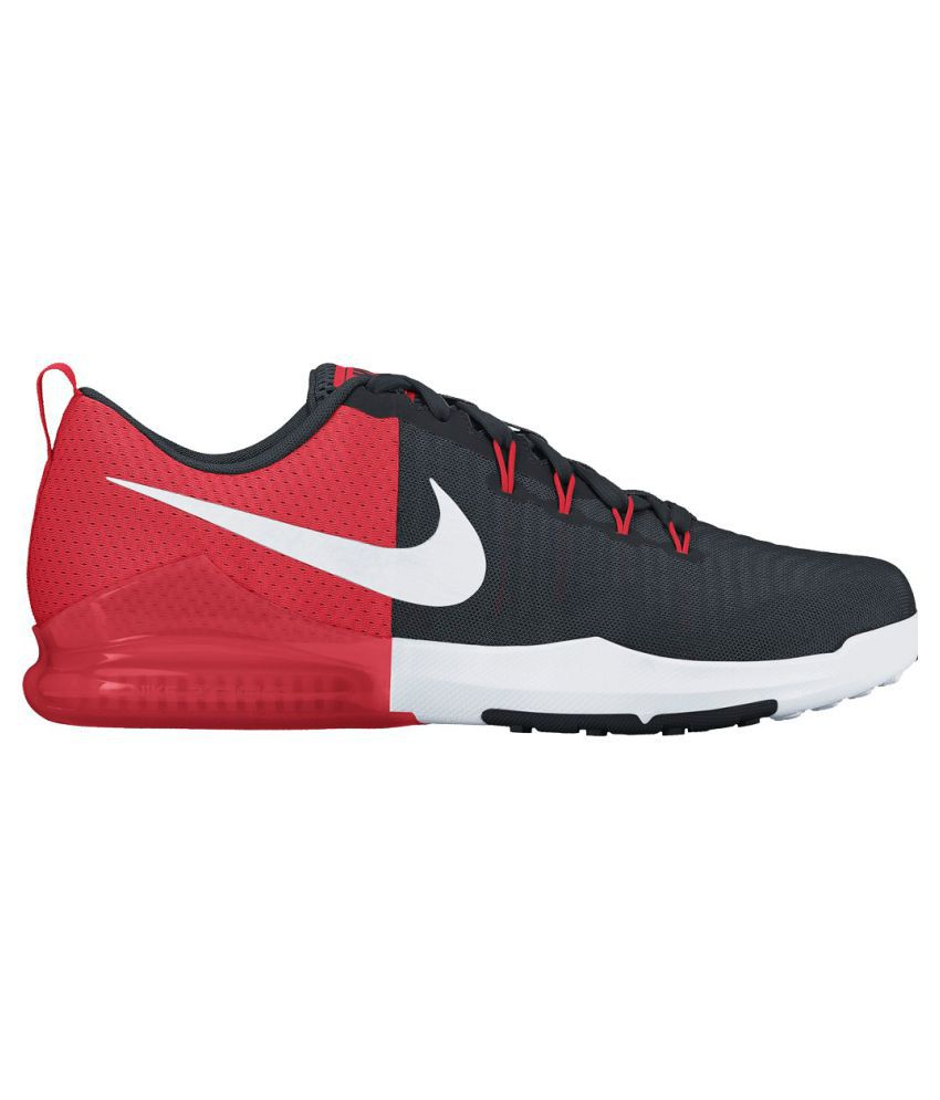 6a94202c86686 Nike Zoom Train Action Black Training Shoes - Buy Nike Zoom Train Action  Black Training Shoes Online at Best Prices in India on Snapdeal