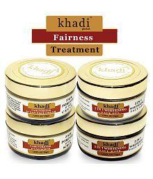 Khadi Global Fairness Treatment Facial Kit 220 Gm Pack Of 4