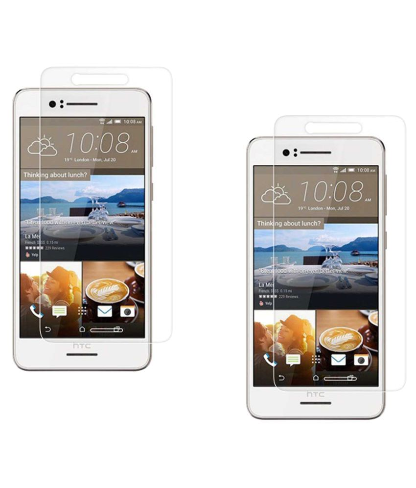 HTC Desire 728 Tempered Glass Screen Guard By Nillkin