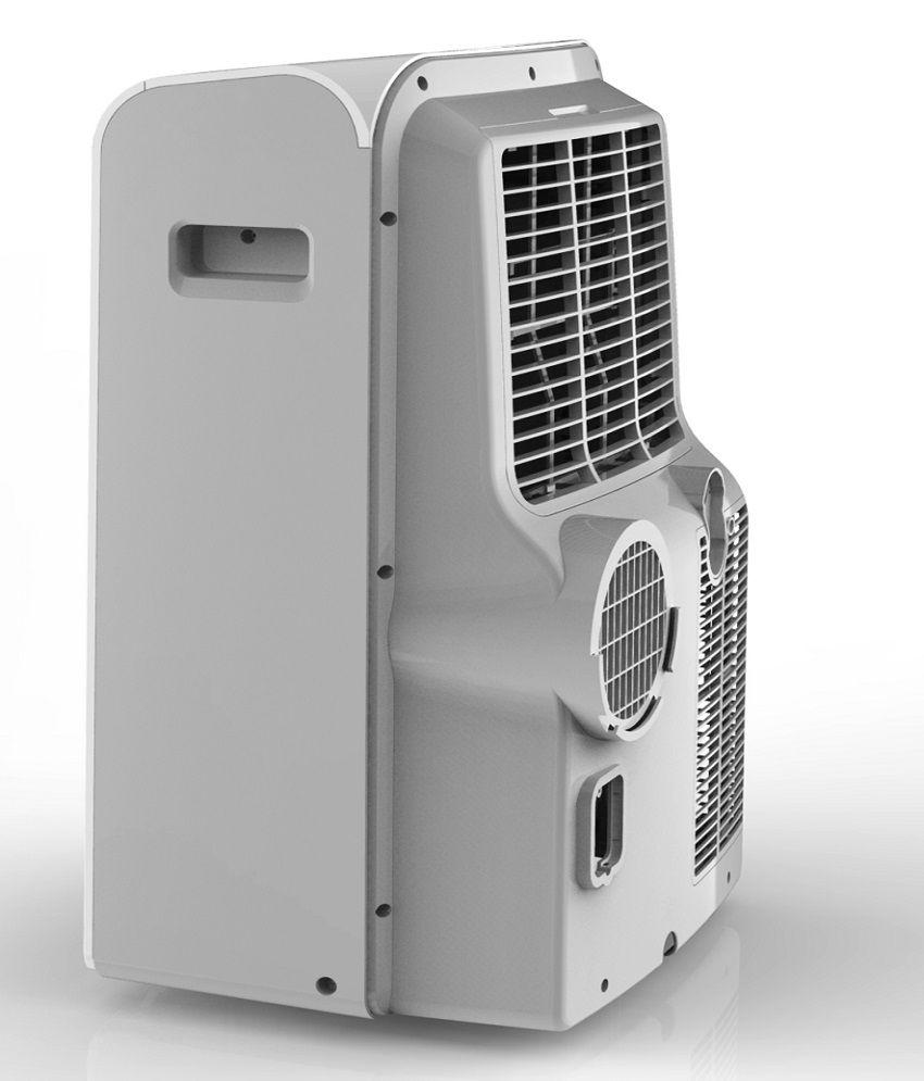 Blue Star 1 Ton Bs Cpac12da Portable Air Conditioner White