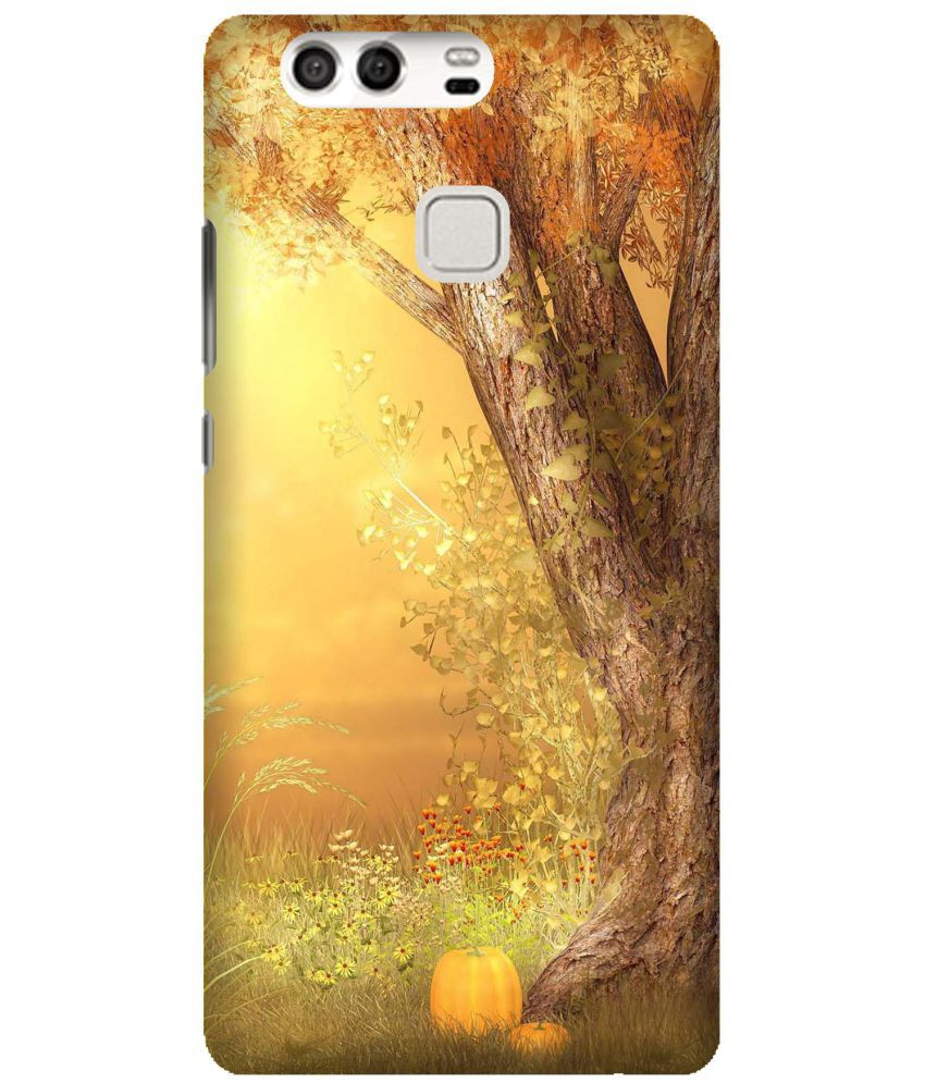 Huawei P9 3D Back Covers By Wow