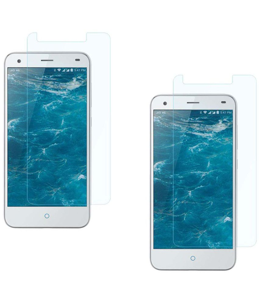 LYF water 2 Tempered Glass Screen Guard By Nillkin