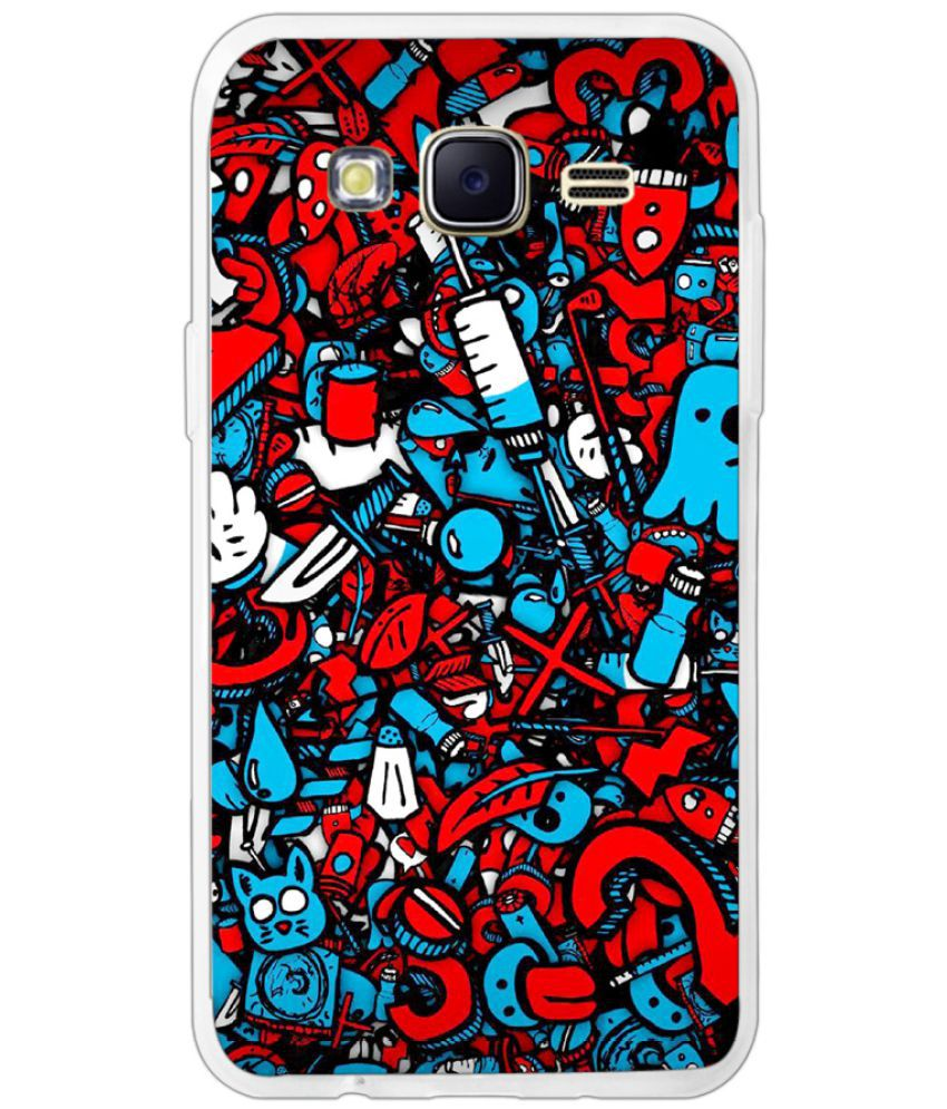 Samsung Galaxy J5 Printed Cover By Instyler