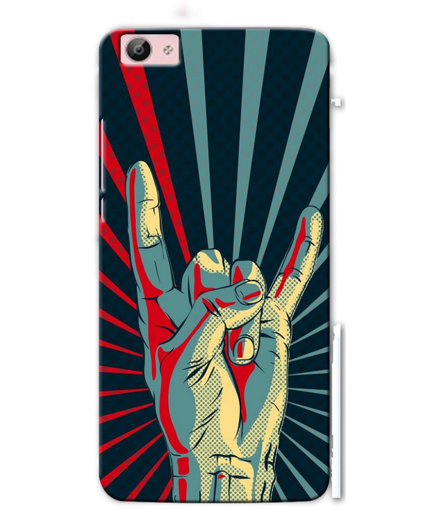 Vivo Y66 Printed Cover By Case king