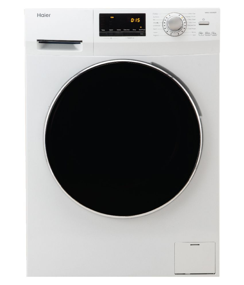 HAIER 6 Kg HW60 10636NZP Fully Automatic Fully Automatic Front Load Washing Machine