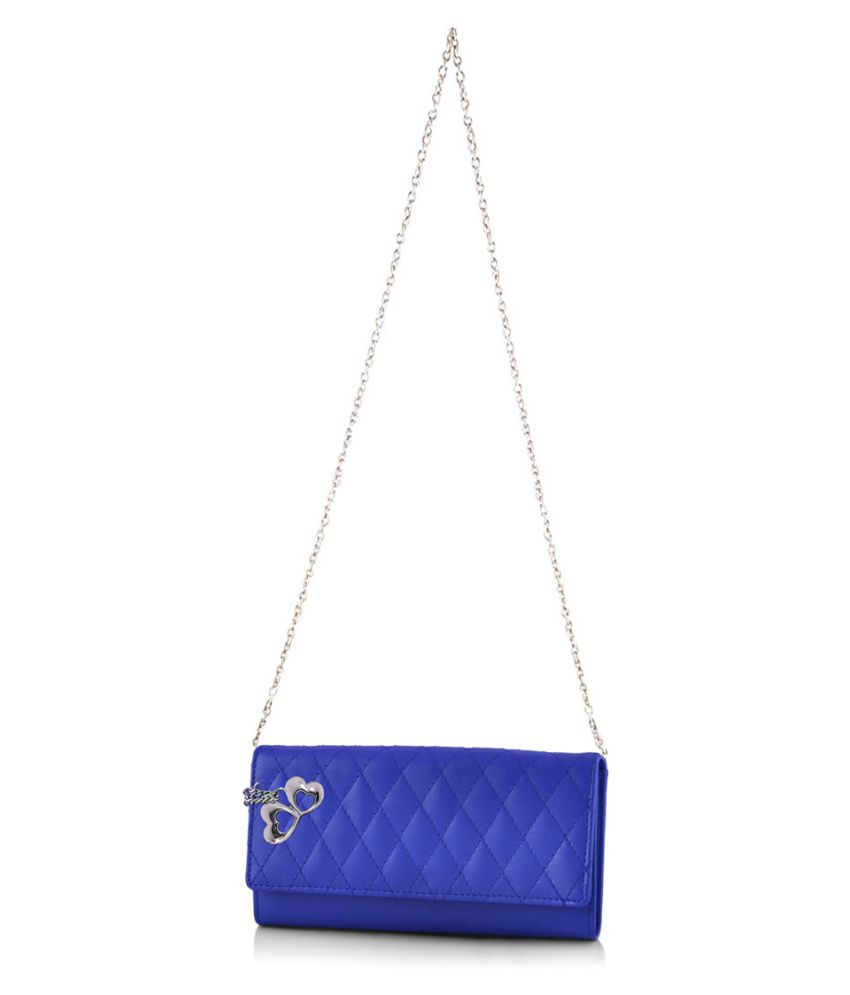 Anglopanglo Blue Wallet