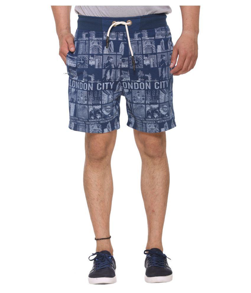Sports 69 Multi Shorts