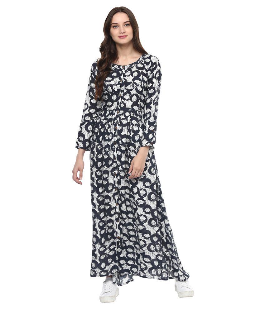 Jaipur Kurti Rayon Dresses