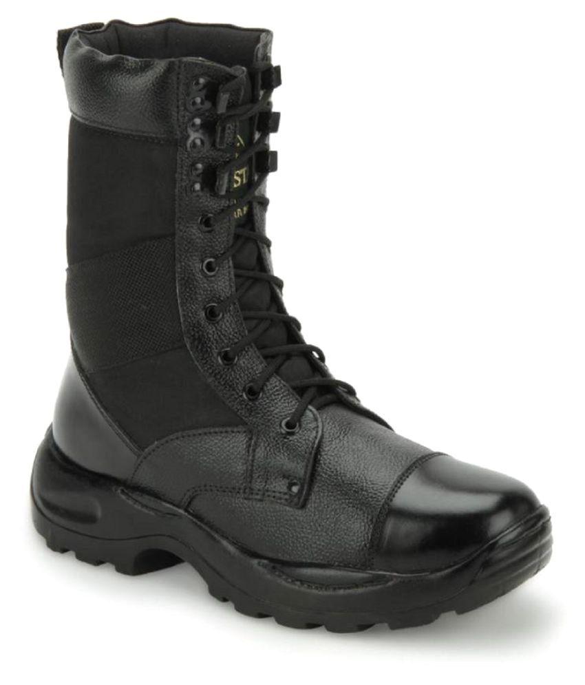 3D Eye Black Duck Boot