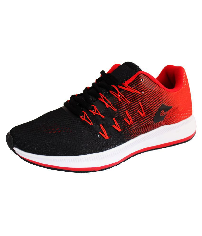 47b83d3bed9a3 Max Air 8852 Blk Red Running Shoes - Buy Max Air 8852 Blk Red Running Shoes  Online at Best Prices in India on Snapdeal