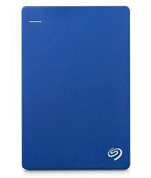 Seagate Backup Plus Slim 1TB Portable External Hard Drive & Mobile Device Backup (Blue)