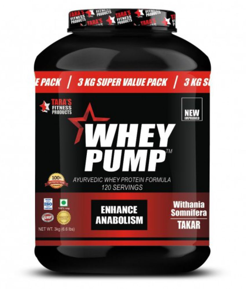 Tara Fitness Products Whey Protein 3 kg