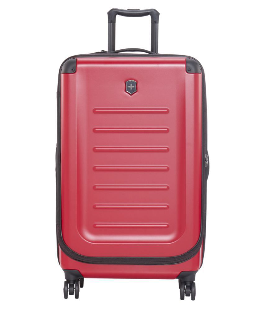 Victorinox Red Others Trolley Backpack